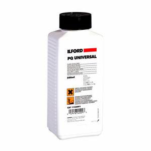 Ilford PQ Universal 500ml Black & White Paper Developer (Liquid) Free Delivery