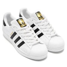 adidas Originals Superstar Mens Leather Trainers Shoes BB1172 White UK Size 11.5