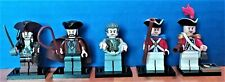 LEGO Pirates of the Caribbean 4193 Jack Sparrow Minifigure lot FREE SHIPPING!