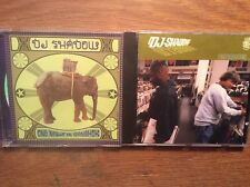 DJ Shadow [2 CD Alben] Endtroducing + OneNight....