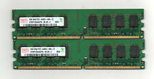 4GB (2X 2GB)  DDR2 800 PC2-6400 Desktop Computer Memory PC Ram