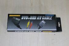 Playstation PS1 PS 2 RGB Cable peritel + DVD Écran Vert illiminator G CONION New