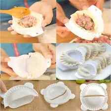 Fun Cute Kitchen Dumpling Dough Press Mould Tool Maker Device Easy Dumpling Mold