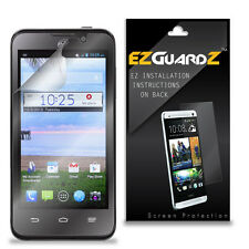 1X EZguardz LCD Screen Protector Shield HD 1X For ZTE Unico Z930L (Ultra Clear)