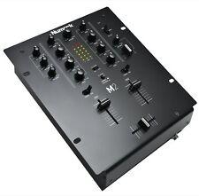 New Numark M2 BLACK 2-Channel DJ Scratch Mixer  Authorized Dealer