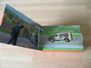 LLEDO Yorkshire Tea & Heartbeat Van, 1:43, Mint Promotional Model