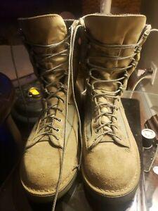 Danner Men's Military Combat Leather Boots Size 10D   #26059 🇺🇸