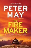 PETER MAY __ THE FIREMAKER  FIRE MAKER __ BRAND NEW__ FREEPOST UK