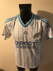 Maillot Foot Ancien Olympique De Marseille Numero 11 Niang Taille S