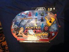 star wars fighter pods rampage battle game naboo starfighter brand new sealed