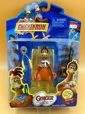 Chicken Run Playset No. 40213 ~ Ginger with Tunnel Digger ~ 2000 Playmates