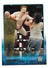 2015 Topps WWE #71 Sheamus
