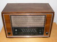 SABA Antikes Röhrenradio Radio aus Sammlung