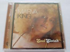 MARVA KING SOUL SISTAH  CD former PRINCE NPG bandmember