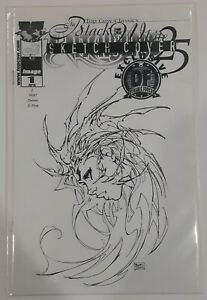 WITCHBLADE #25 DYNAMIC FORCES EXCLUSIVE B & W SKETCH COVER (UNTOUCHED) 💥NEW