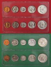 1963 US SILVER PROOF SET FRANKLIN SILVER HALF      $1.5MILLION SOLD ON  #zf