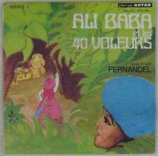 Fernandel 45 tours Ali Baba et les 40 voleurs