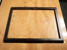 "Steel letter press chase frame, 19.5""x13.75"""