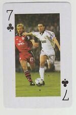 Football World Cup 2006 Playing Card single Fernando Redondo Real Madrid T Fink