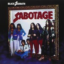 BLACK SABBATH Sabotage BANNER HUGE 4X4 Ft Fabric Poster Tapestry Flag album art