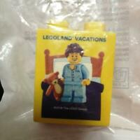 Lego Legoland Block Minifig Series 6 Nebosuke Duplo  It is a super rare block!!!