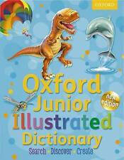 Oxford Junior Illustrated Dictionary by Oxford University Press (Mixed media product, 2011)