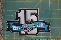 """CHL Central League 15th Anniversary Vintage Minor Hockey Jersey Crest 5"""" Patch"""