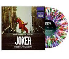 The Joker Original Motion Picture Score - Exclusive Splatter Vinyl LP #/750 🤡