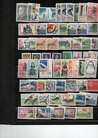 123 timbres France neufs *
