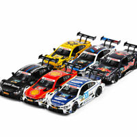 BMW M4 DTM 2017 Racing Car 1:32 Scale Model Car Diecast Vehicle Collection Gift
