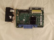 Dell 0H726F H726F 0JC881 JC881 PowerEdge PERC 6i Raid Controller W/Battery B3
