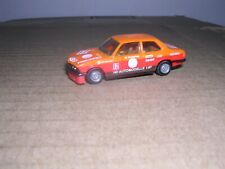 "Con-Cor #218 B.M.W. 323i ""Recaro"" Racing #12 ""Red & Orange"" Built-up H.O.1/87"