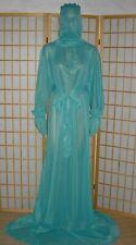 ADULT Nylon Kleid Baby  Nachkleid Dienstmädchen kleid Maid Transperant Stof
