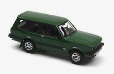 wonderful modelcar MONTEVERDI SAFARI 1976 - darkgreen - scale 1/43 - lim.ed.