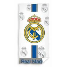 Drap de plage ou drap de bain Real Madrid 100 % Coton