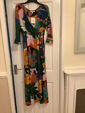 Next New Maxi Beach Dress Size 12