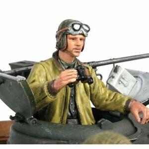 Torro 222285123 - 1/16 Figurine U.S.Tank Commander Standing - New