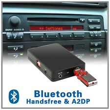 Bluetooth Music Hands free MP3 CD changer adapter-BMW E36 E46 Z3 Business radio