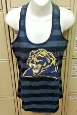 Ncaa Pittsburgh Panthers Womens Tank Top Shirt Size Medium Brand New