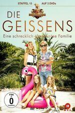 DIE GEISSENS - DIE GEISSENS-STAFFEL 13 (3 DVD)  3 DVD NEU