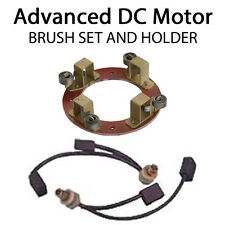 EZGO, Club Car ADVANCED Electric Motor Brush Set & Holder 73120-G05, 1021862