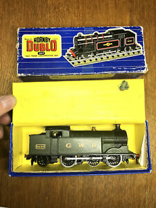 Hornby Dublo 0-6-2 GWR 6699 Tank Locomotive - OO TESTED VGC