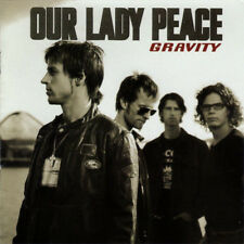 Our Lady Peace - Gravity 10 Trk CD Album 2002 Somewhere Out There FREE P&P