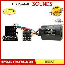 CTSST002 Controles Del Volante Cable Adaptador para Seat Altea, Ibiza