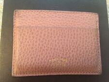 Gucci Pink Card Holder
