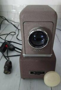 Minolta Mini 35 Slide Projector & Minolta Blower