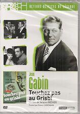 "DVD ""Touchez pas au Grisbi"" - Gabin / Lino Ventura - NEUF SANS BLISTER"