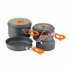 Chub All in One Cook Set 1404687 Kochset Kochgeschirr Pfanne Topf Wasserkanne