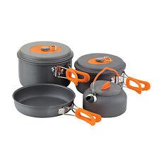Chub All in One Cook Set 1404687 Kochset Kochgeschirr Pfanne Topf Wasserkanne