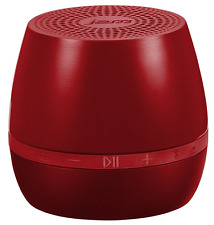 HMDX Jam Jar Classic 2.0 Bluetooth Wireless Portable Speaker Rechargeable Red